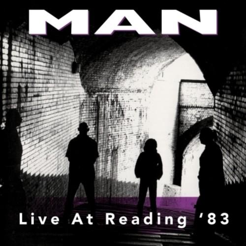 Man - Live at Reading 1983