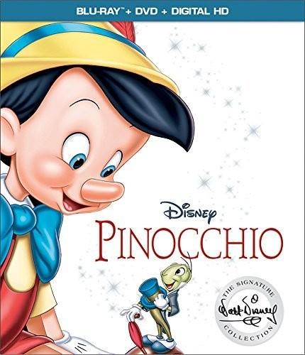 Pinocchio [Disney Movie] - Pinocchio