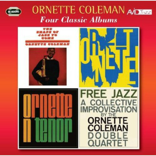 Shape Of Jazz To Come /  Ornette