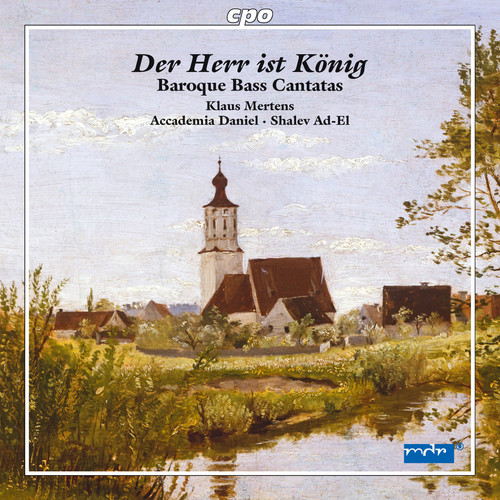 Baroque Bass Cantatas from Muegeln Archive
