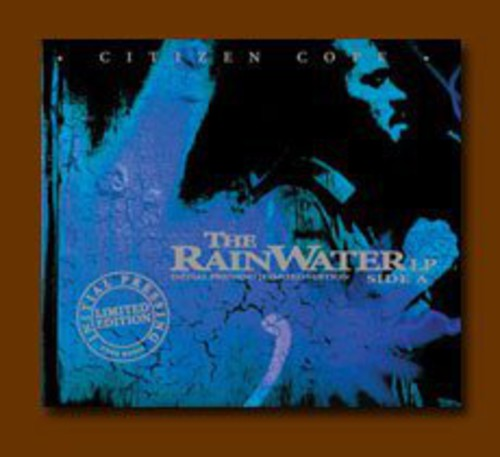 Citizen Cope - Rainwater LP: Side A [Wallet Sleeve] [Slipcase]