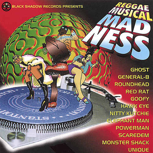 Reggae Musical Madness /  Various