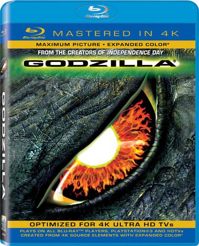 Godzilla (4K-Mastered)