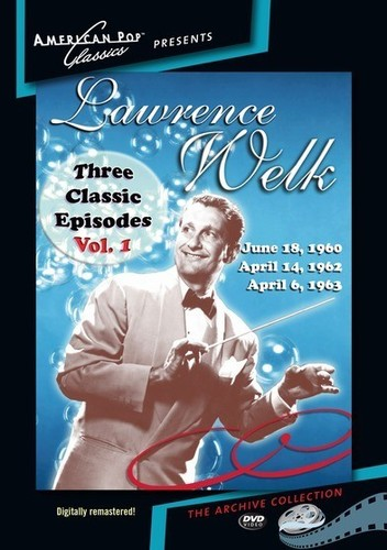 3 Classic Episodes of Lawrence Welk Show