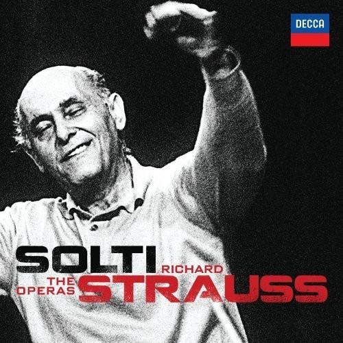 Solti Strauss: Operas