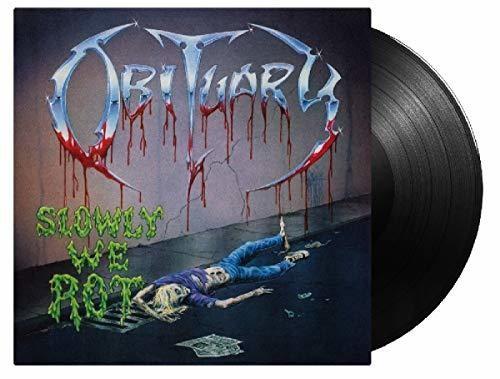 Obituary - Slowly We Rot (Hol)