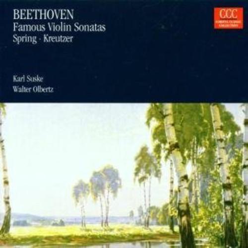 Violin Sonata Op 24 & Op 27