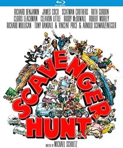 Scavenger Hunt (1979) - Scavenger Hunt (1979)