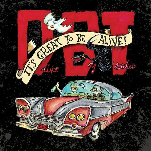 Drive-By Truckers - It's Great To Be Alive! [5 LP/3 CD Box Set]