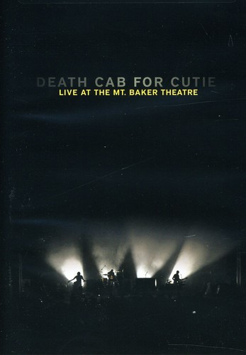 Death Cab for Cutie: Live at the Mt. Baker Theatre
