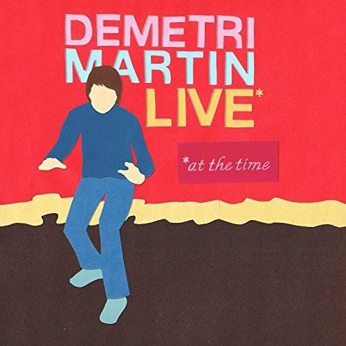 Demetri Martin - Live (at The Time)