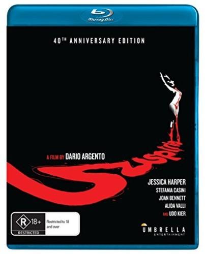 Suspiria (40th Anniversary Edition) [Import]