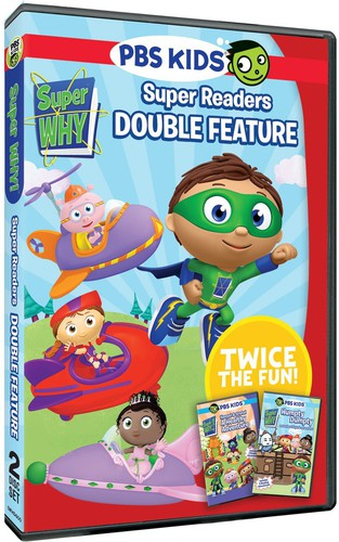 Super Why: Super Reader Double Feature