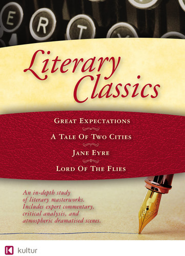 Literary Classics: Great Expectations Jane Eyre