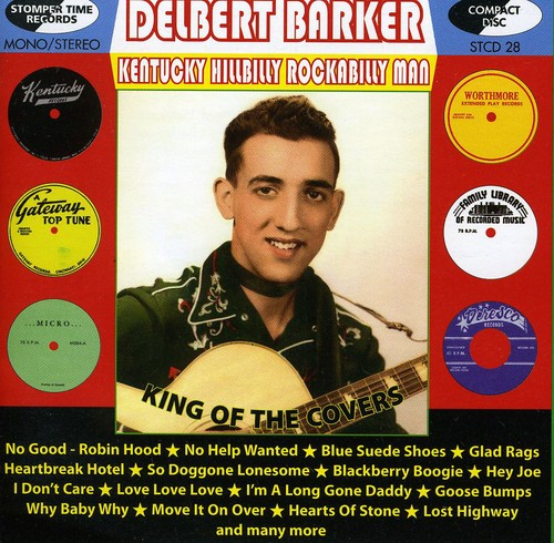 Kentucky Hillbilly Rockabilly Man [Import]