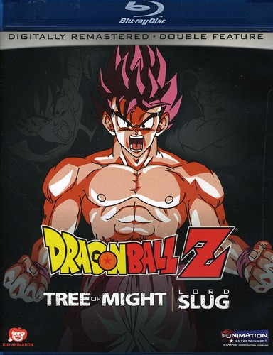 Dragon Ball Z: Tree of Might /  Lord Slug - Double Feature