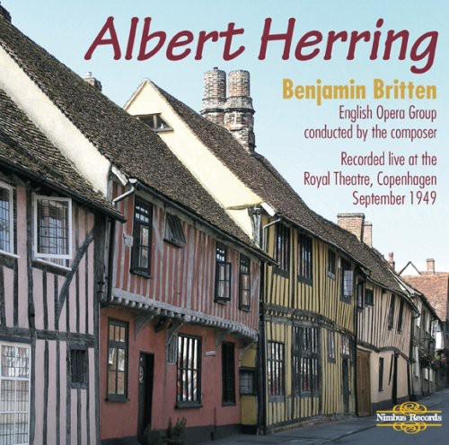 English Opera Group - Albert Herring
