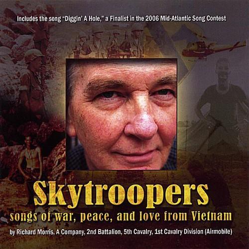 Skytroopers-Songs of War Peace & Love from Vietnam