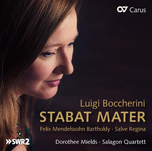 Dorothee Mields - Luigi Boccherini: Stabat Mater