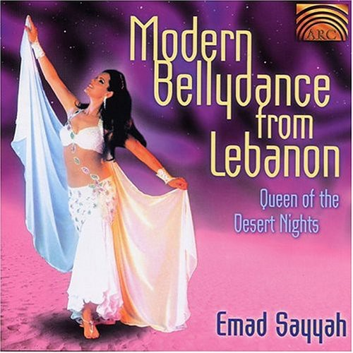 Modern Bellydance From Lebanon: Queen Of The Desert Nights