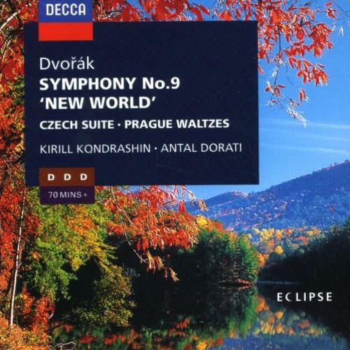 Dvorak: Sym 9 'From the New World' Czech Suite