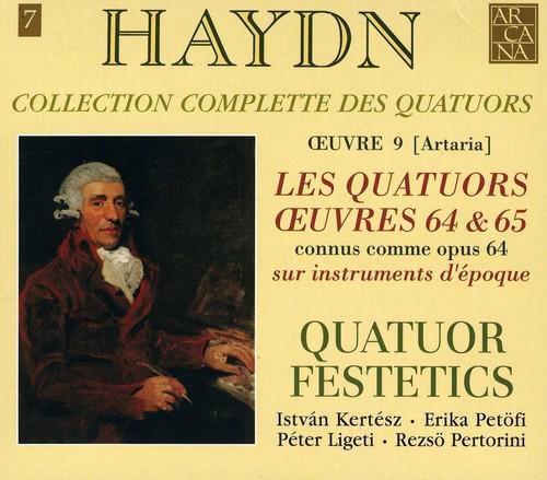 Quartets Op 64