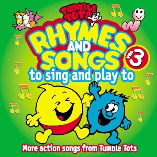 Rhymes and Songs, Vol. 3