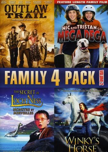 Family 4 Pack, Vol. 2