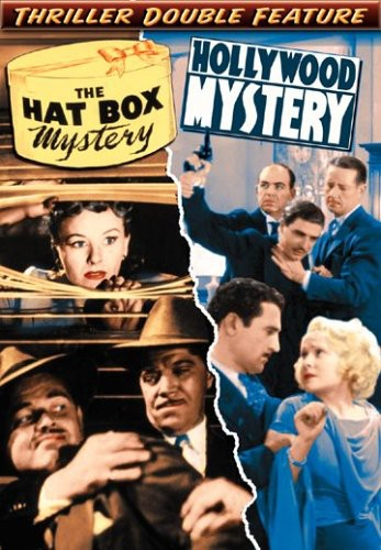 The Hat Box Mystery /  Hollywood Mystery