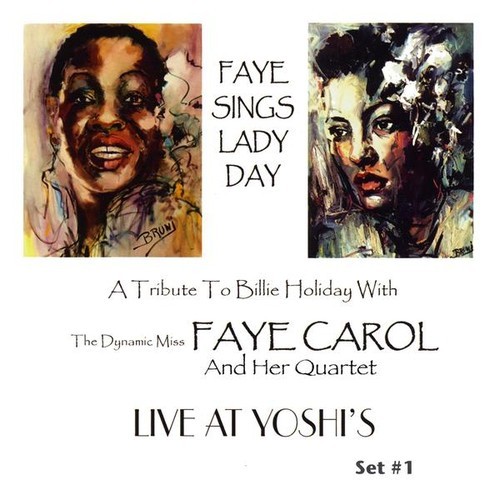 Faye Sings Lady Day