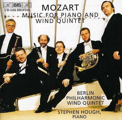 Wind Quintet in E Flat K 452 /  Adagio & Allegro