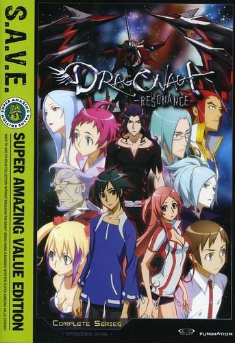Dragonaut: The Resonance: The Complete Series  S.A.V.E.
