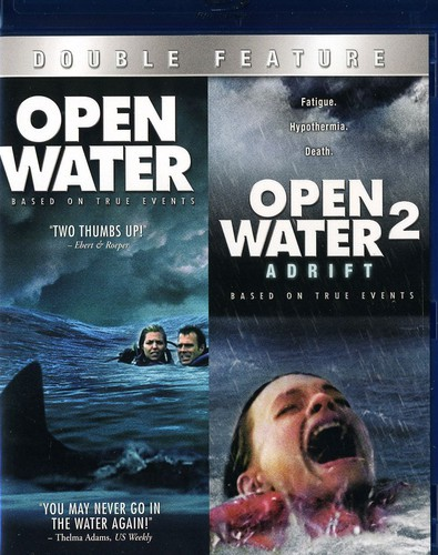 Open Water 1 and 2