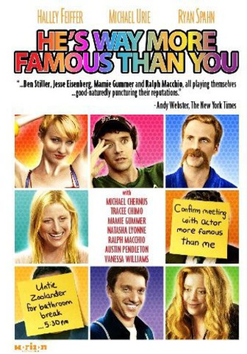 Feiffer/Chernus/Chimo - He's Way More Famous Than You