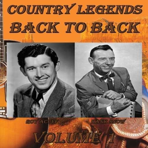 Country Legends Back to Back V.1