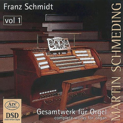 Complete Organ Works 1