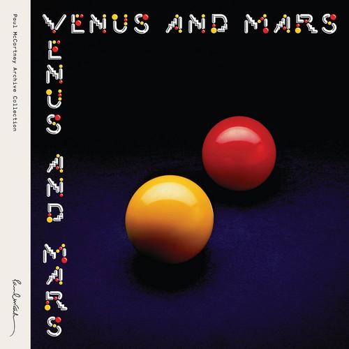 Paul McCartney & Wings-Venus & Mars