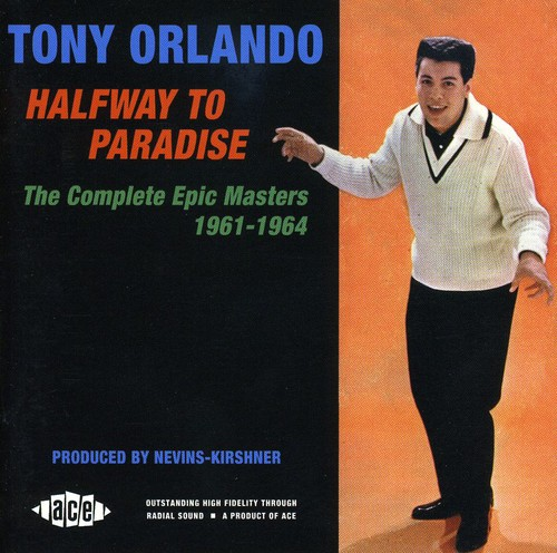 Halfway To Paradise: The Complete Epic Masters 1961-1964 [Import]