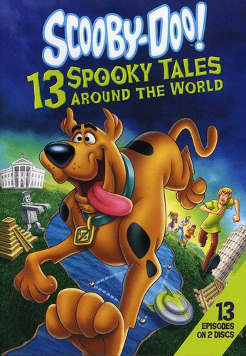 Scooby-Doo: 13 Spooky Tales Around the World