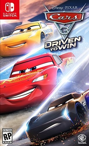 - Cars 3: Driven To Win