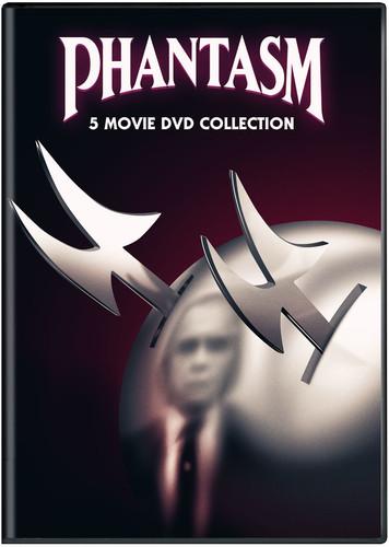- Phantasm: 5 Movie DVD Collection