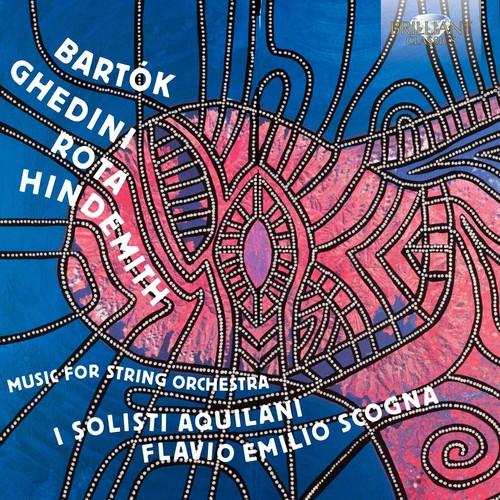 Bartok /  Hindemith & Rota: Music for String