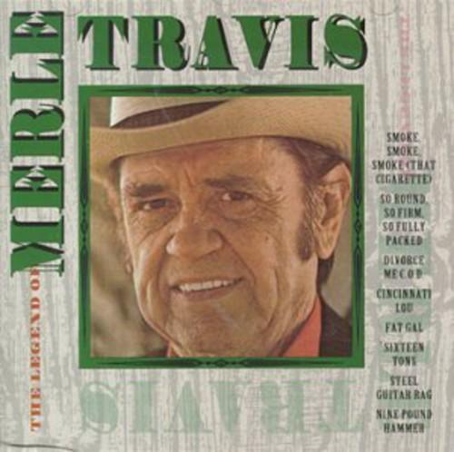 Legend of Merle Travis [Import]