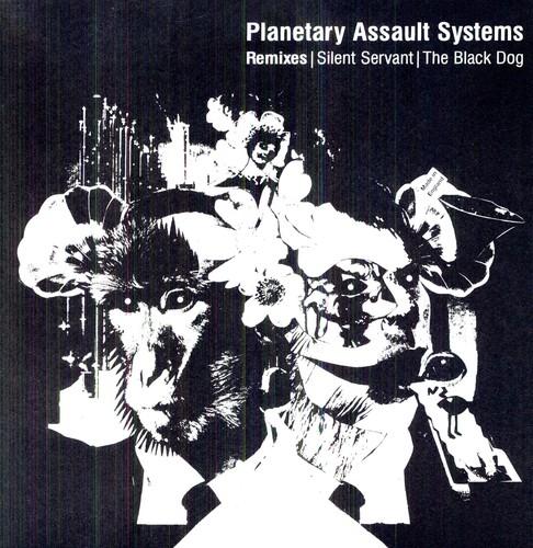 Remixes (Silent Servant /  The Black Dog)