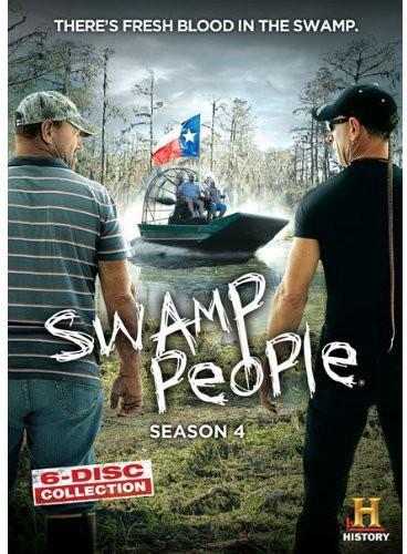 Swamp People: Season 4