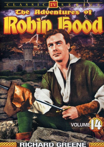 The Adventures of Robin Hood: Volume 14