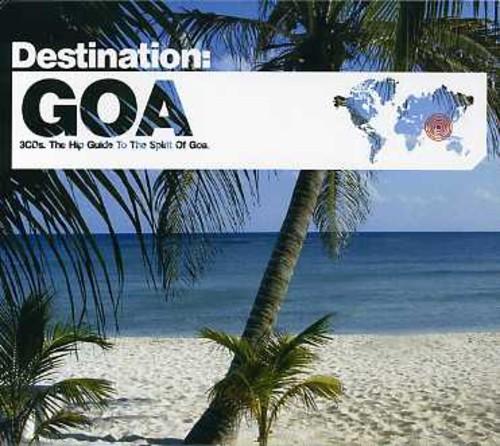 Destination: Goa