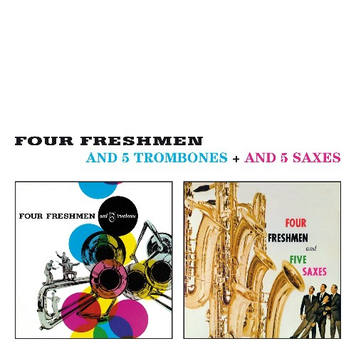 And 5 Trombones /  and 5 Saxes [Import]