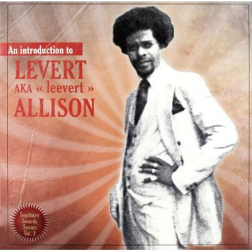 An Introduction to Levert Allison