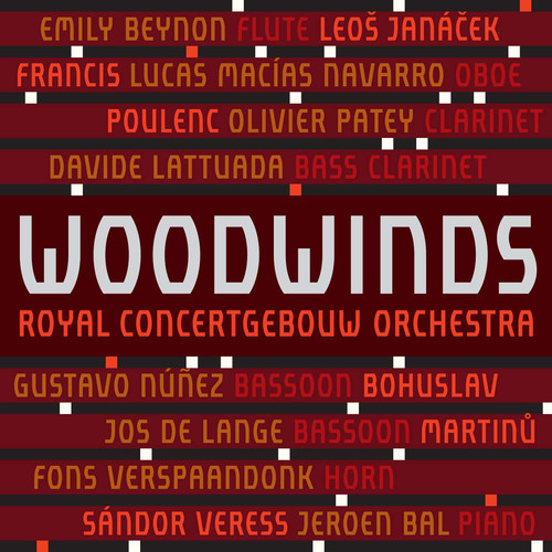 Royal Concertgebouw Orchestra - Woodwinds Of The Royal Concertgebouw Orchestra